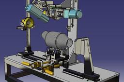 Image measuring device