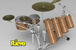 Drums Left Section