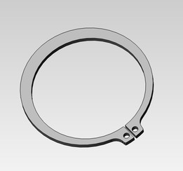 Circlip DIN 471 - 50 x 2