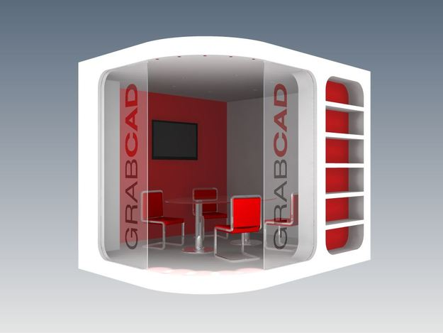 Grab CAD Meeting Room