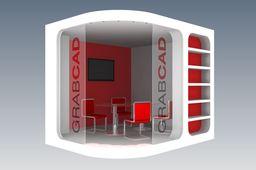 Grab CAD Meeting Room