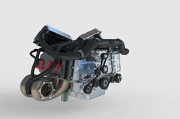 PORSCHE FLAT 6 GT2 (CONCEPT)