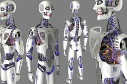 Humanoid Robot 2.0