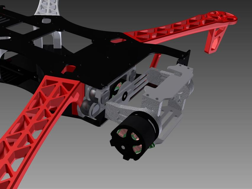 TBS Discovery Pro Clone   3D CAD Model Library   GrabCAD