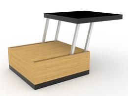 Flew Coffe Table By Co.