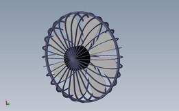 Air Fan - no base