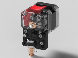 EZStruder Cold End Extruder - Onshape CAD
