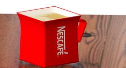Nescafe Cup