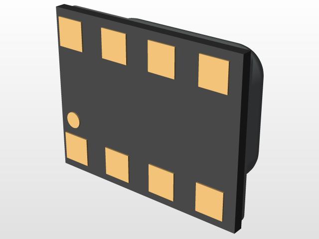 BMP280 | 3D CAD Model Library | GrabCAD