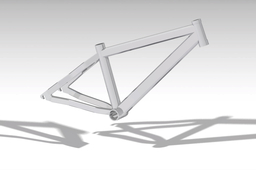 Dirt Bicycle Frame