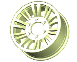 RIN (wheel, rim, rueda) 18x8 MODELO 03