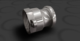 KAMLOK 733 A ADAPTOR - FEMALE 1'' NPT