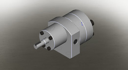ZENITH PUMP H-9000 2.4 cc/rev