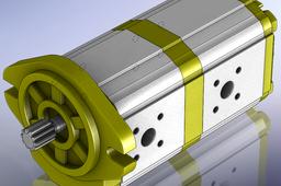 Hydraulic Gear Pump VIVOLO XV-2P