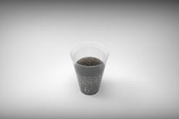 Plastic Cup of Coke