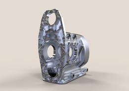 DNEPR-11 Engine Crankcase