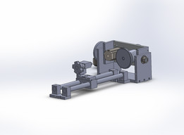 4th axis with tailstock