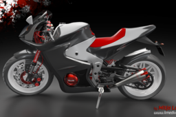 Telum Hydra - Road motorcycle