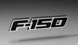 Ford F-150 emblem