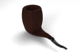 Smoking pipe / Pipa de fumar