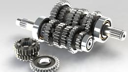 Gear-box Ducati 916 Desmoquattro