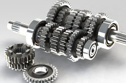 Gear-box Ducati 916 Desmoquattro