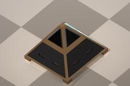 Pyramid Watergenerator