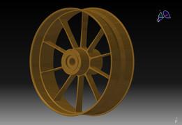roue moto