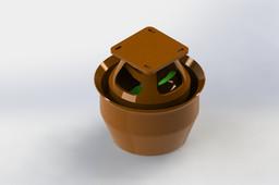 Seed Dispenser (Drone Attachment)