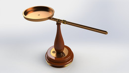 Ancient Portable Scale