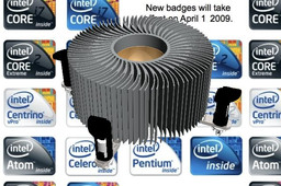 Intel alu cooler