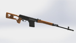 SVD RIFLE