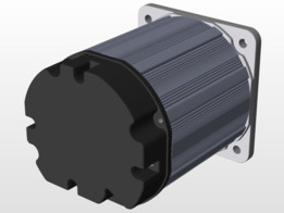Nema 34 Electric Stepper Motor