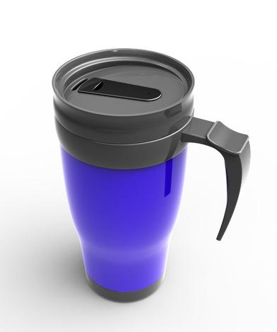 One Mug Coffee Maker Model Wm 6101 : Coffee Mug - Rhino, STL - 3D CAD model - GrabCAD