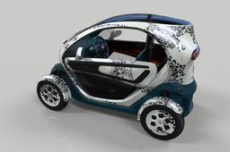 Renault twizy (byGus)