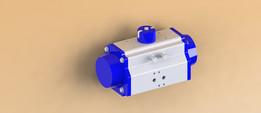 Pneumatic Actuator for Valves