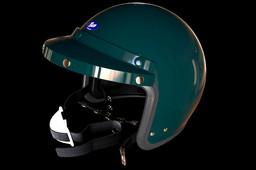 F1 Ignazio Giunti Helmet (Buco)
