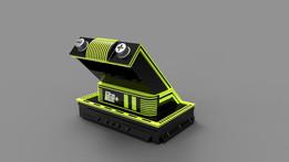Battery casing