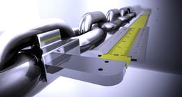 Tape Chain Wear indicator