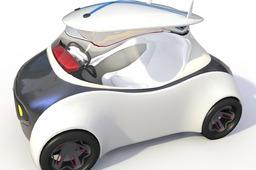 Citroen 1/2   Auto(r) design challenge 2012