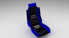 Custom Car Seat