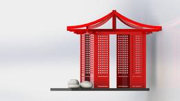 Japan teahouse