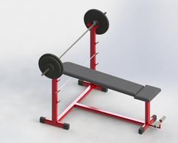 weight lift bench