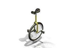 "20"" Unicycle"