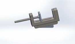 Simple Vise (Milling) with angle adjustment