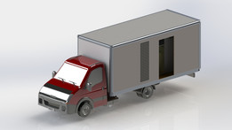 Truck for Generator