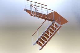 Stair лестница