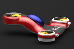 Future Car: Hover Racer #42