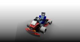RED GO-KART Lego Creator 31030