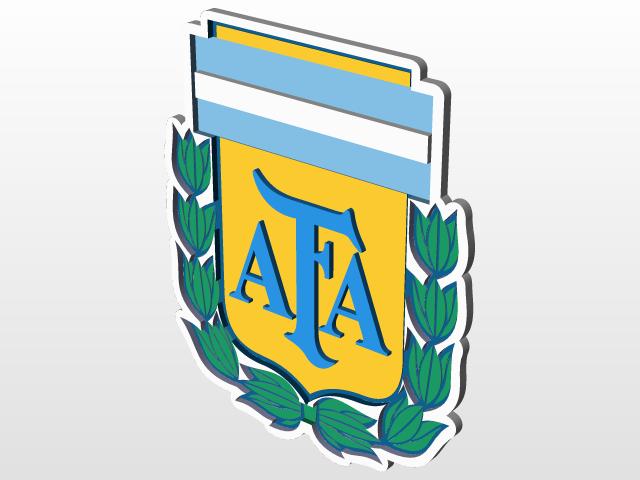 Argentina National Soccer Team 3d Cad Model Library Grabcad